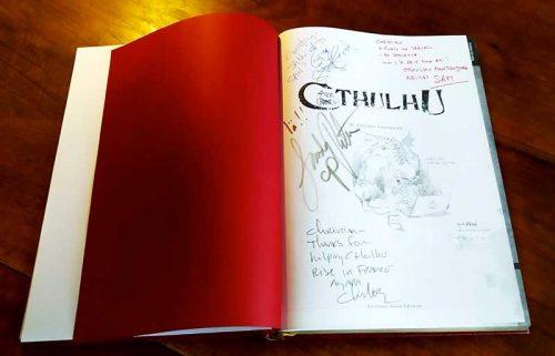 Appel de Cthulhu 6e edition