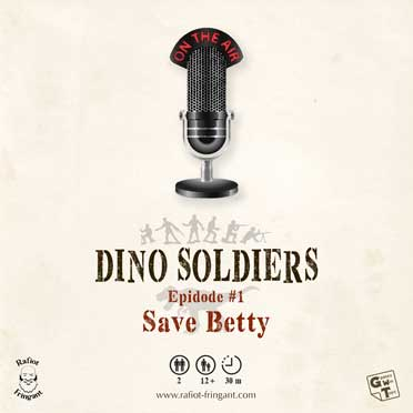 Dino Soldiers : what's next ?