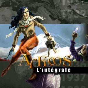 Arkeos – 1er Edition – Rafiot Fringant